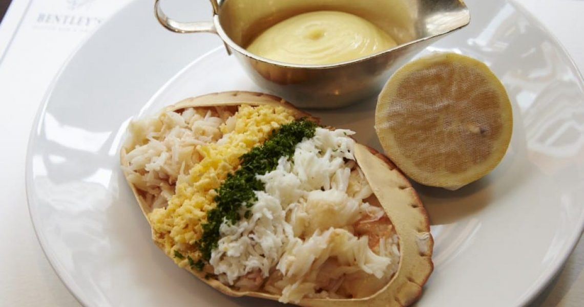 Seasonal Recipe_ Dressed Crab